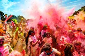 dye festival 2