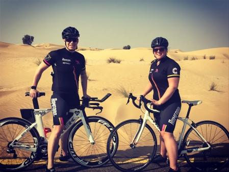 Al Qudra Cycle Track Dubai