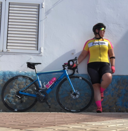 Cycling from Las Playitas resort